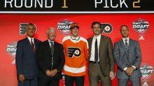 Nolan Patrick happy at No. 2, wants to bring Flyers a Stanley Cup