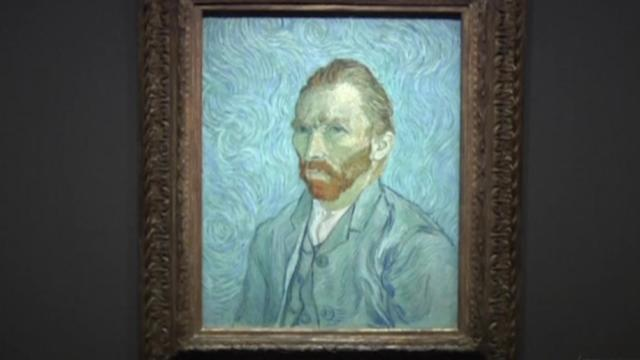 Van Gogh exhibit blames society, not artist, for his madness