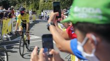 Adam Yates still in yellow after impressive display of resistance