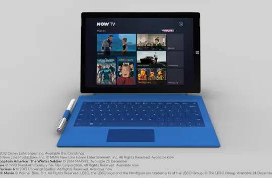 Now TV gets a Windows 8 app