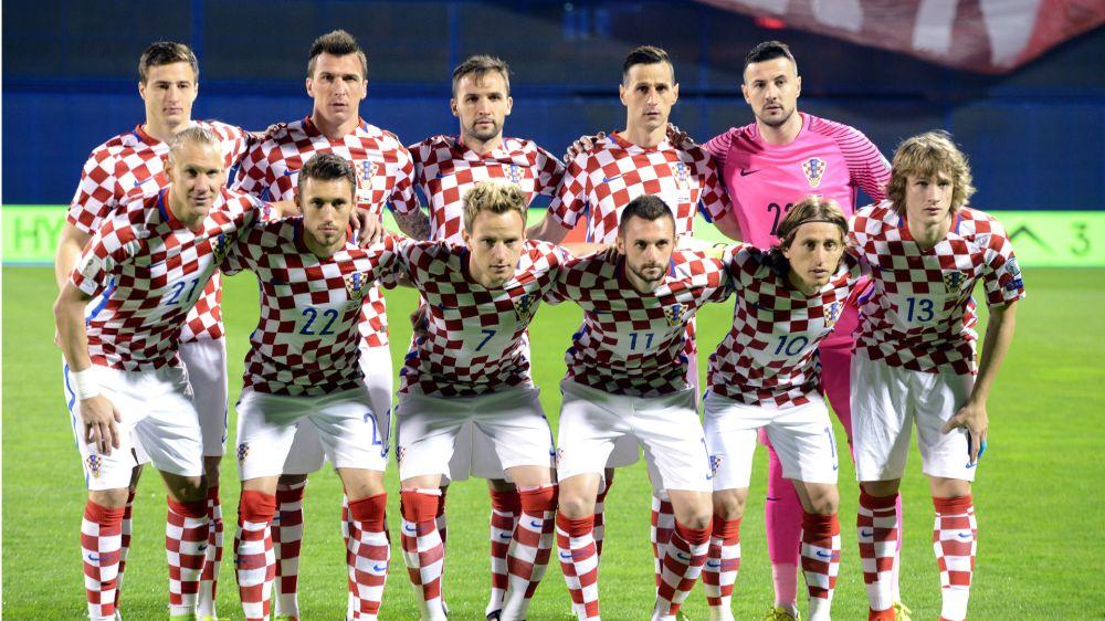 Croacia irá con equipo completo ante México