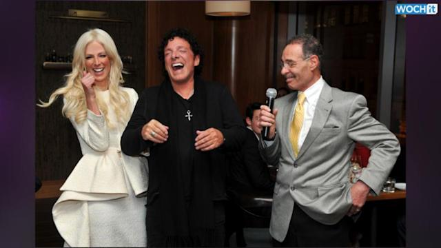 Michaele Salahi And Journey Guitarist Neal Schon Get Married