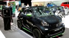 Daimler to develop Smart brand together with Geely