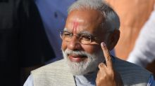 Modi among tens of millions to vote in India's 'Super Tuesday' polls