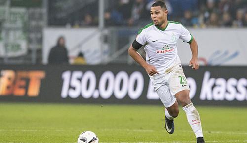 Bundesliga: Medien: Hoffenheim will Werder-Star Serge Gnabry