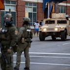 1 Dead After Louisville Police, National Guard Return Fire On Crowd, Officials Say