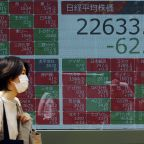 Asian shares higher after jobless data snaps Wall St rally