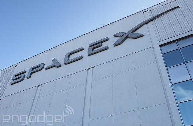 Watch SpaceX unveil its next-gen space capsule, Dragon V2 (update: done!)