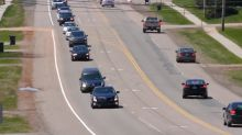 Pulling over for funeral processions a time-honoured P.E.I. tradition