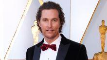 Matthew McConaughey Donates 110,000 Face Masks to Hospitals in Texas