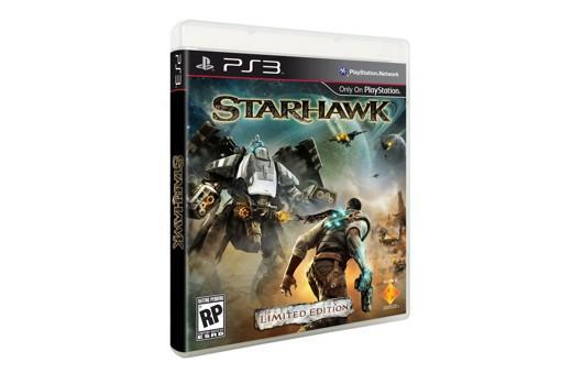 Starhawk upgraded to limited edition at GameStop, free PSOne Warhawk included