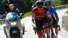 Van Garderen won't give up on grand cycling tour dream