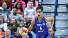 Dallas Wings Women's Basketball Star Skylar Diggins-Smith Played Entire Season Pregnant