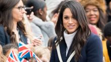 Meghan Markle kidnapped during princess training