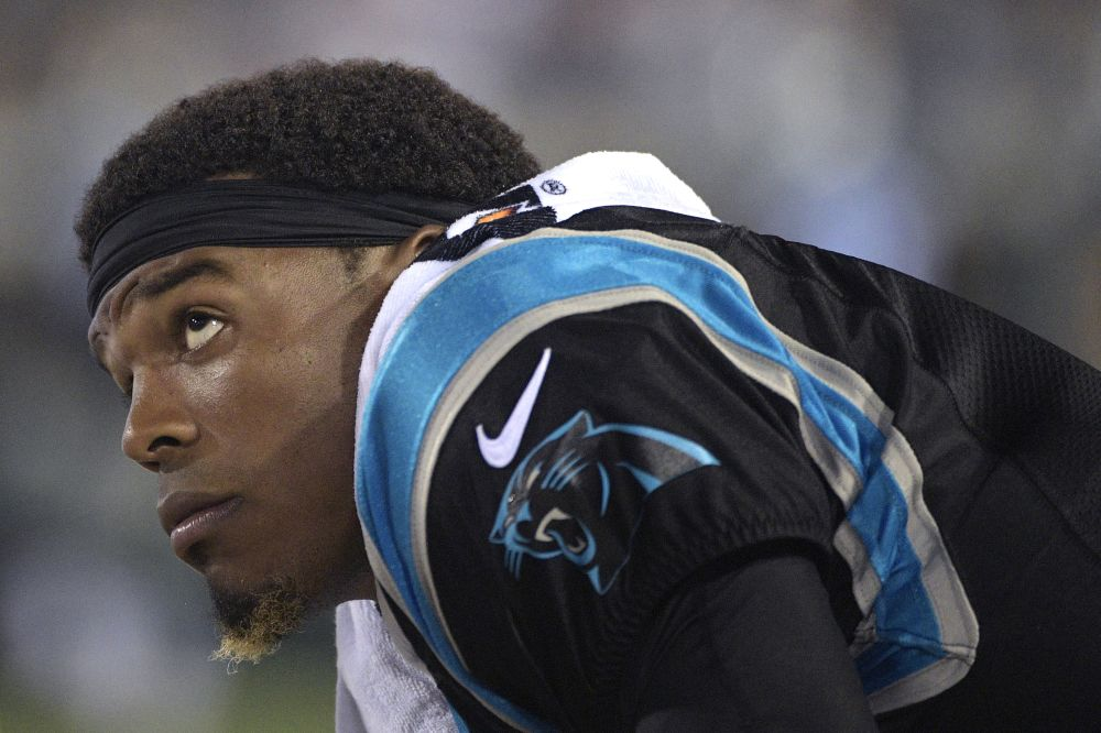 Cam Newton might not play in the Panthers' preseason finale. (AP)