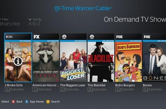 Xbox 360 Time Warner Cable app finally gets video-on-demand