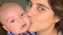 """Camilla Camargo relata desafios da maternidade: """" É uma dádiva, mas tem seus perrengues"""""""