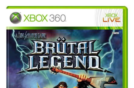 Engadget's Black Friday giveaway, part four: win a copy of Brutal Legend for Xbox 360!