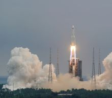 China says its rocket debris unlikely to cause any harm