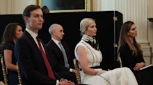 'There is no way to overestimate their gall': Insiders reveal how 'megalomaniac' Ivanka and Jared will still win if Trump loses