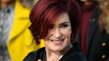 Sharon Osbourne debuts new facelift on TV