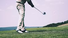 A casual golfer asks: I accidentally hit into the group in front of me — what's fair game?