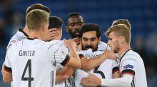 Gundogan 'pissed off' after Germany draw with Switzerland
