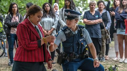 New Zealanders surrender guns ahead of new laws