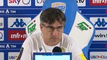 """Juric e l'Europa League: """"Sono realista. E siamo spompati"""""""