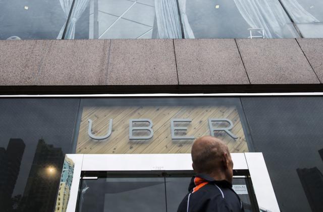 Uber settles probe into 'God View' customer-tracking app