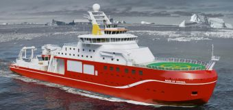 'Boaty McBoatface' sinks as UK names research ship