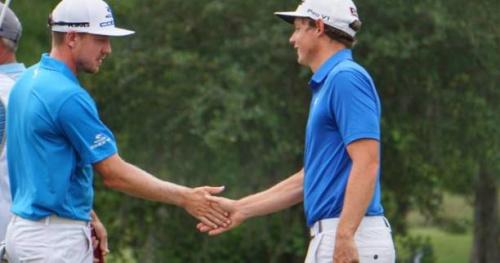 Golf - PGA Tour - Blixt / Smith, le duo en tête au Zurich Classic