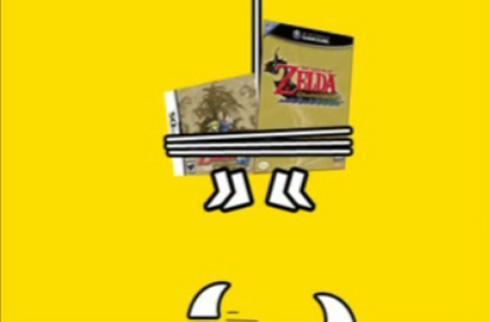 Zero Punctuation hates on Zelda: Phantom Hourglass