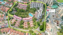 Faber Garden up for en bloc sale with $1.18b reserve price