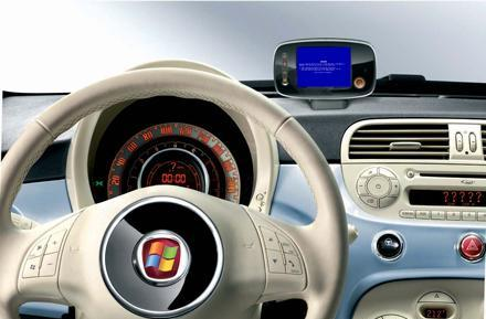 Microsoft contracts Siemens VDO for in-car entertainment