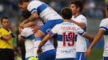 Entre el portero Galindez y Carabalí anotan el mejor gol de la fecha en Ecuador