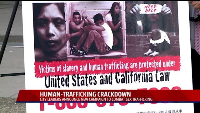 County To Display Human Trafficking Posters