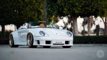 VIDÉO - Une magnifique (et unique) Porsche 911 Speedster Type 993