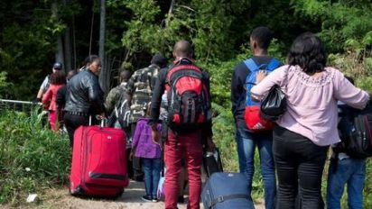 Number of asylum seekers coming to Canada drops