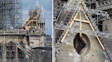 Workers smoked at Notre Dame Cathedral, contractor admits