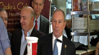Bloomberg: NYC Soda Decision `Temporary Setback'