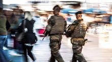 """La menace terroriste à """"un niveau extrême"""" en France"""