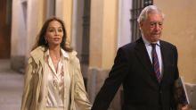 La primera crisis entre Isabel Preysler y Mario Vargas Llosa