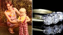 Why diamond ring could help solve cold case mystery of missing mum