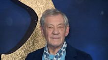 Sir Ian McKellen says coming out as gay improved his life and work