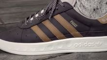 "Adidas made a pair of ""puke and beer repellent"" sneakers, and they actually seem useful"