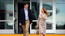 Sophie Trudeau stuns in one of Meghan Markle's favourite brands