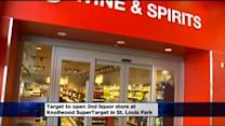 Target To Open 2nd Liquor Store