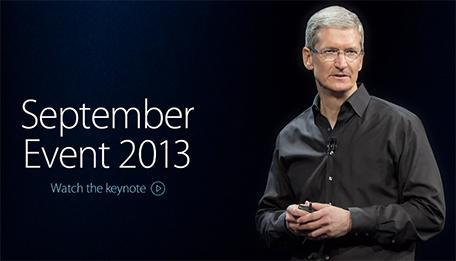 Apple September Event: iPhone 5s, iPhone 5c announced and more