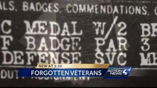 Group works to give forgotten veterans proper goodbye